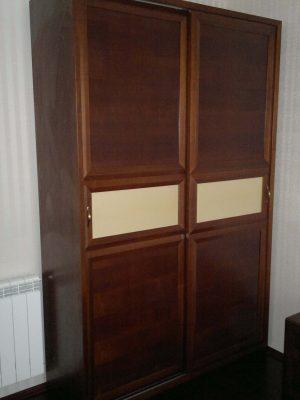 Hálószoba bútor cseresznye fából